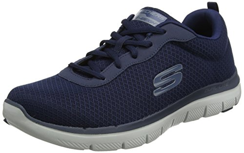 Skechers Flex Advantage 2.0-Dayshow Sneaker, Blau