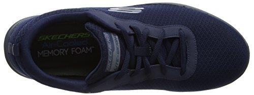 Skechers Herren Flex Advantage 2.0-Dayshow Sneaker, Blau (Navy), 44 EU - 5
