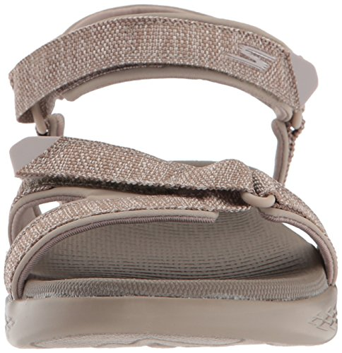 Skechers Outdoor Sandalen, Taupe - 4