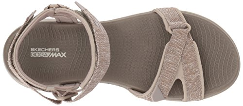 Skechers Outdoor Sandalen, Taupe - 2