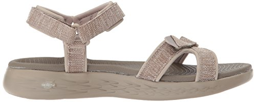 Skechers Outdoor Sandalen, Taupe - 3