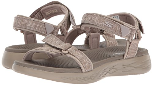 Skechers Outdoor Sandalen, Taupe - 7