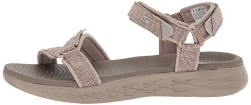 Skechers Outdoor Sandalen, Taupe - 5
