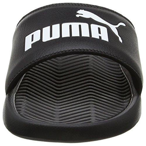 Puma Unisex-Erwachsene Popcat Hausschuh, Schwarz - 5