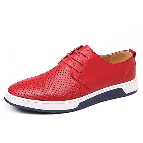 Herren Freizeit Schuhe aus Leder