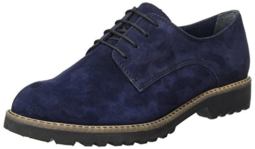 Tamaris Damen Oxfords, Blau