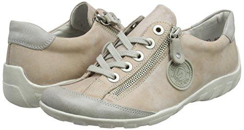 Remonte Damen R3443 Sneaker, Pink (Ice/Altrosa), 38 EU - 5