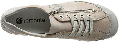 Remonte Damen R3443 Sneaker, Pink (Ice/Altrosa), 38 EU - 7