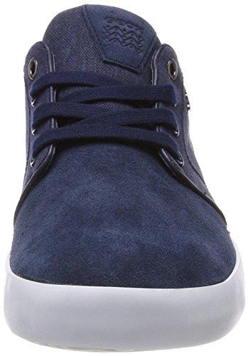 Geox Herren U Smart B Sneaker, Blau (Blue), 42 EU - 2