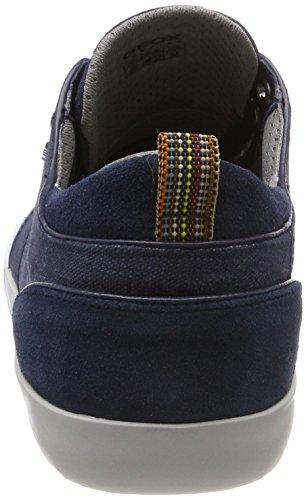 Geox Herren U Smart B Sneaker, Blau (Blue), 42 EU - 3