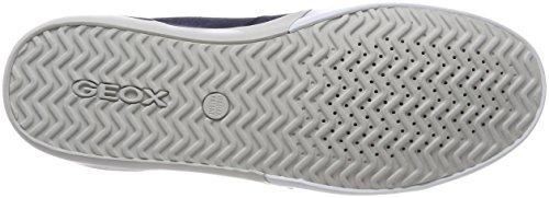 Geox Herren U Smart B Sneaker, Blau (Blue), 42 EU - 4