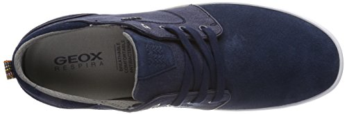 Geox Herren U Smart B Sneaker, Blau (Blue), 42 EU - 5