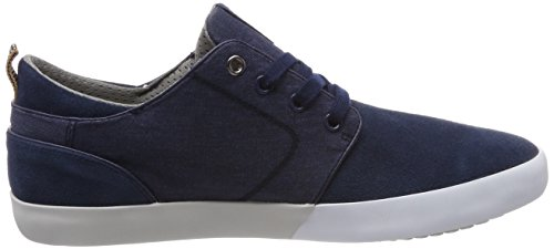 Geox Herren U Smart B Sneaker, Blau (Blue), 42 EU - 6