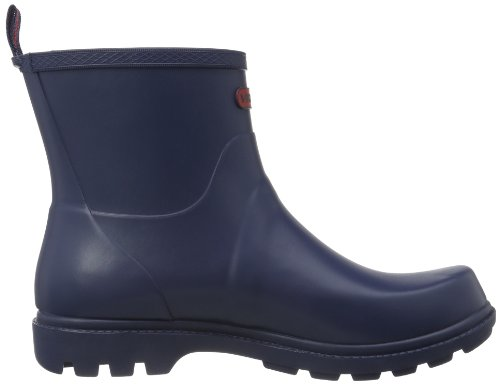 Viking Noble Damen Kurzschaft Gummistiefel, Blau - 6