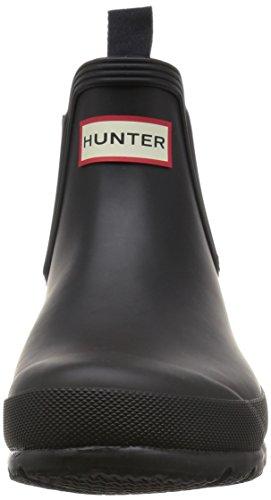 Hunter Damen Original Chelsea Gummistiefel, Schwarz (Original Chelsea Wfs2006rma), 40/41 EU - 2