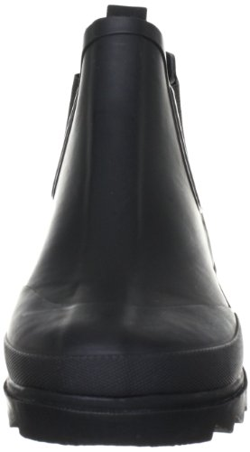 Giesswein Zeching H:14cm, Damen Kurzschaft Gummistiefel, Schwarz (022/schwarz), 38 EU - 2