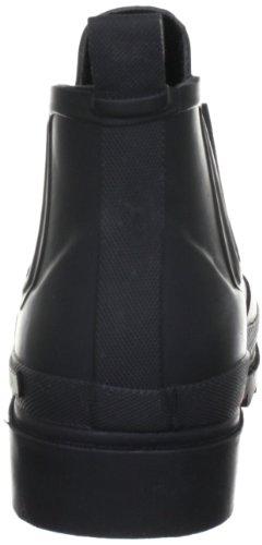 Giesswein Zeching H:14cm, Damen Kurzschaft Gummistiefel, Schwarz (022/schwarz), 38 EU - 5