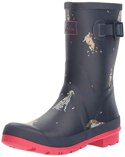 Tom Joule Kurze Gummistiefel French Navy Dogs