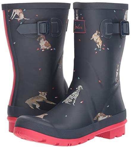 Tom Joule Kurze Gummistiefel French Navy Dogs - 3