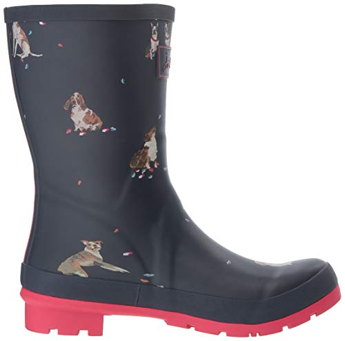 Tom Joule Kurze Gummistiefel French Navy Dogs - 4