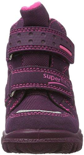 Superfit Mädchen HUSKY1 Schneestiefel, Violett - 7