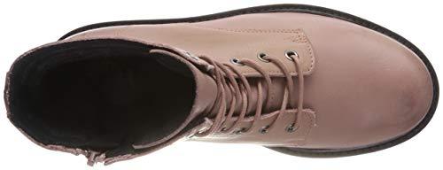 Apple of Eden Damen Sun Biker Boots, Pink - 6