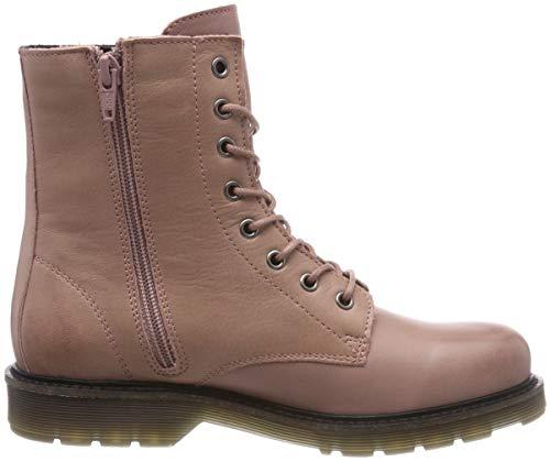 Apple of Eden Damen Sun Biker Boots, Pink - 5