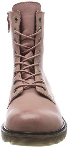 Apple of Eden Damen Sun Biker Boots, Pink - 2