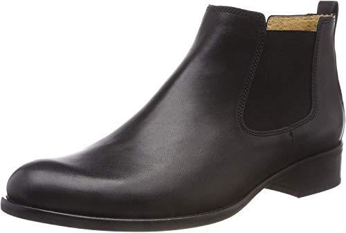 Gabor Shoes Damen Fashion Chelsea Boots, Schwarz