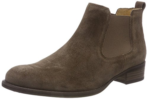 Gabor Shoes Damen Fashion Chelsea Boots, Braun