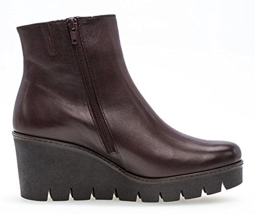 Gabor Utopie Womens Klobige Keil Heel Ankle-Boots - 4