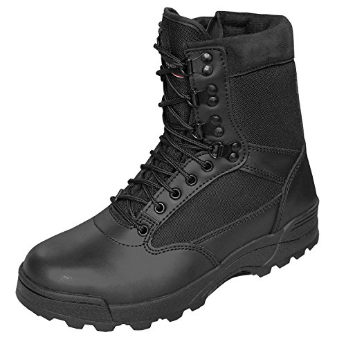 Brandit SWAT Tactical Boot Schwarz