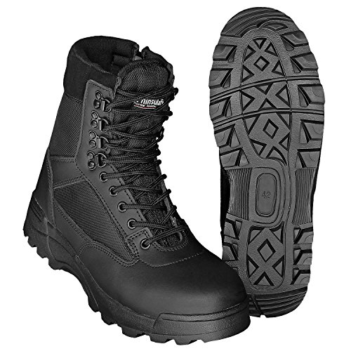 Brandit SWAT Tactical Boot Schwarz - 3