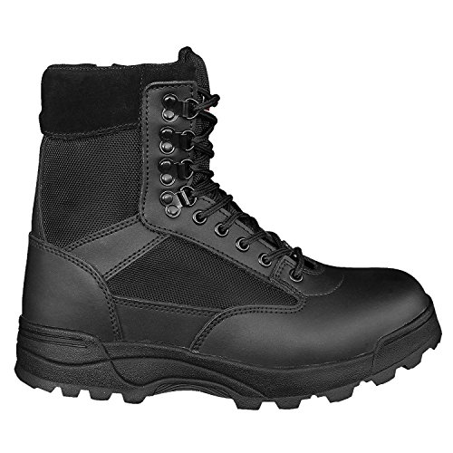 Brandit SWAT Tactical Boot Schwarz - 4