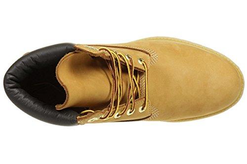 Timberland 6-Inch Premium Halbschaft Stiefel, Gelb - 5