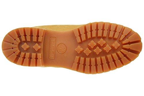 Timberland 6-Inch Premium Halbschaft Stiefel, Gelb - 7
