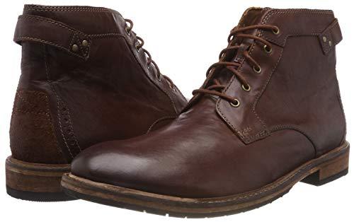 Clarks Herren Clarkdale Bud Klassische Stiefel, Braun - 7