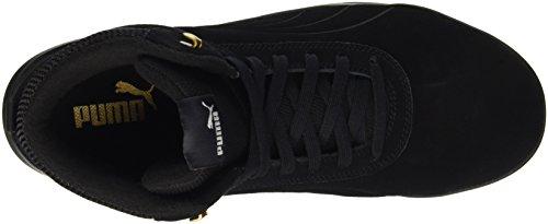 Puma Unisex-Erwachsene Desierto Sneaker Schneestiefel, Schwarz Black 02, 43 EU - 7