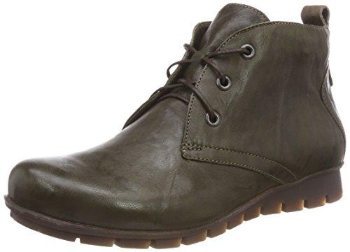 Think! Damen Menscha_383074 Desert Boots, Grün