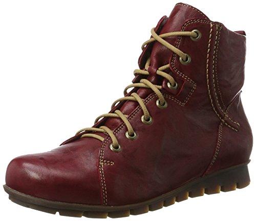 Think! Damen Menscha_181076 Desert Boots, Rot