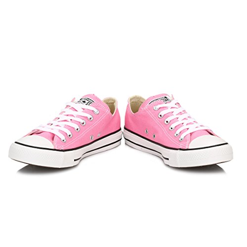 Converse Unisex-Erwachsene Chuck Taylor All Star-Ox Low-Top Sneakers,  EU 41 1/2, (US 8), pink - 2