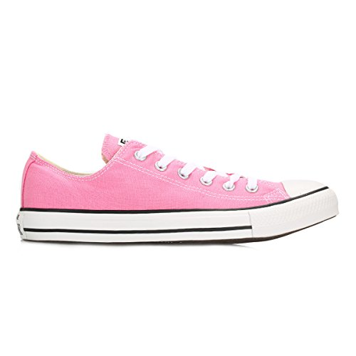 Converse Unisex-Erwachsene Chuck Taylor All Star-Ox Low-Top Sneakers,  EU 41 1/2, (US 8), pink - 8