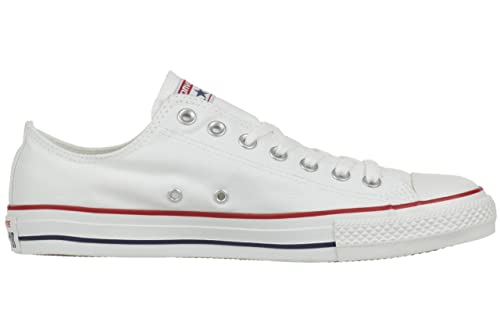 Converse Chuck Taylor All Star-Ox Low-Top, Weiß - 4