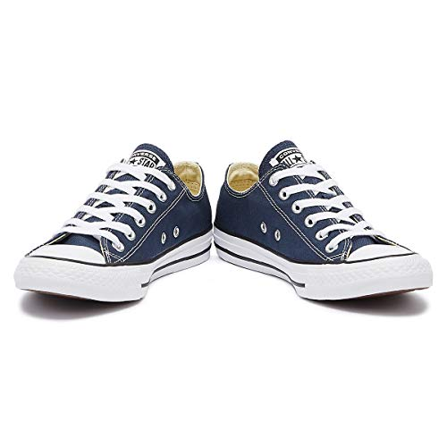 Converse Chuck Taylor All Star-Ox Low-Top, Navy - 3