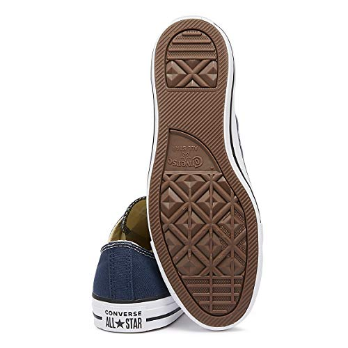 Converse Chuck Taylor All Star-Ox Low-Top, Navy - 4