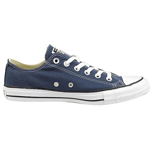 Converse Unisex-Erwachsene Chuck Taylor All Star-Ox Low-Top Sneakers, Blau (Navy), 40 EU - 5