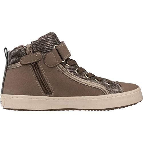 Geox Mädchen J Kalispera Girl I Hohe Sneaker - 5