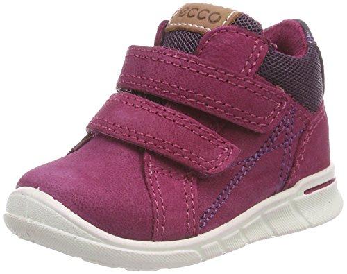 Ecco Baby Mädchen First Sneaker, Pink