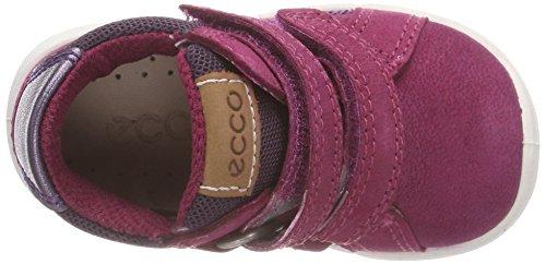 Ecco Baby Mädchen First Sneaker, Pink (Red Plum 1293), 26 EU - 2