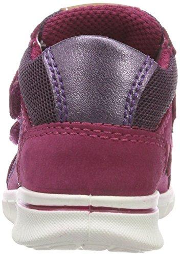 Ecco Baby Mädchen First Sneaker, Pink (Red Plum 1293), 26 EU - 5